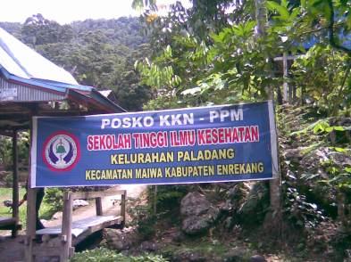 Posko Paladang